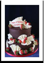 Melanie Ferris Cakes Chocolate Birthday Cakes